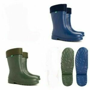 New Thermal LIGHTWEIGHT EVA Wellies Wellingtons Rain Boots Women LUNA -30 C