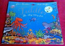 Tiddler: The story-telling fish, Julia Donaldson,Paperback Used; Good Book