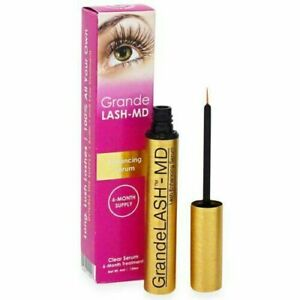 GrandeLASH MD Eyelash Enhancing Serum Formula 4ML 6 MONTHS SUPPLY NEW