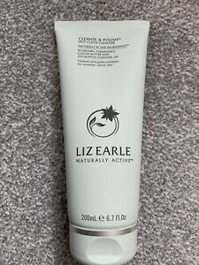 LIZ EARLE~Cleanse & Polish Hot Cloth Cleanser~~200ml ~~NEW UNBOXED