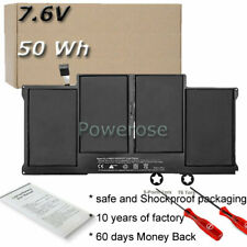 Battery Replace A1496 for Apple MacBook Air 13 inch A1466 Early 2014 2015 7.3V