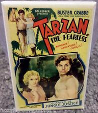 "Tarzan the Fearless Movie Poster 2"" x 3"" Refrigerator Locker MAGNET Crabbe"