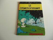 édition originale DUPUIS le cosmoschtroumpf edition biscuiterie nantaise BN 1967