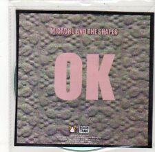 (DK919) Micachu & The Shapes, OK - DJ CD