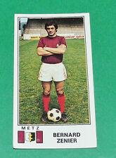 N°159 BERNARD ZENIER FC METZ SAINT-SYMPHORIEN PANINI FOOTBALL 77 1976-1977