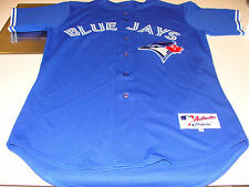 2014 Toronto Blue Jays MLB Baseball Jersey 52 3rd Blue New Logo Pro Authentic