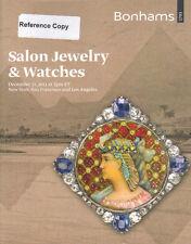 BONHAMS JEWELS WATCH Chopard Marsh Ruser Sonia B Tiffany Webb Auction Catalog 11