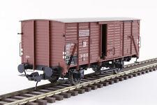 Lenz 42210-11 Wagon de Marchandise couvert G10 DR Ep.iii 04-21-87 Échelle 0