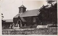 Shrops - HORDLEY Church.  Real Photo