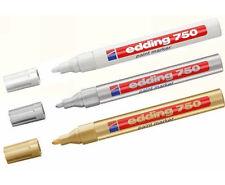 Paint marker Edding 750 Paint Marker Lacquer pen 2-4 mm 12 Colors selectable
