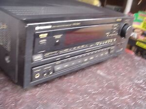 Pioneer VSX-D601 5.1 Channel A/V Stereo Receiver Made in Japan