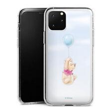 Apple iPhone 11 Pro Silikon Hülle Case Handyhülle - Winnie Puuh Balloon