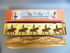 John Hill & Co.(Johillco) Lead Soldiers Cavalry Of The Line in Original Box