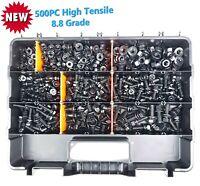 500PC BOLT & NUT KIT TOYOTA LANDCRUISER FJ40 BJ40 BJ42 FJ45 HJ47,60,70, 73,75 GC