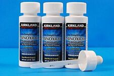 A 3 Month Supply Kirkland Minoxidil 5% Extra Strength Men Hair Regrowth Solution