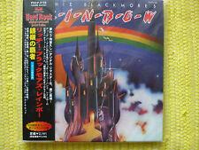 RAINBOW - Ritchie Blackmore`s Rainbow (CD, Paper Sleeve Mini LP Replica)