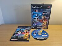 PLAYSTATION 2 - PS2 - TIME CRISIS 2 - COMPLETE WITH MANUAL - FREE P&P