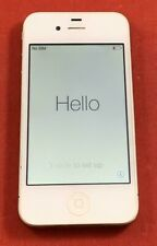 Great Apple iPhone 4S 64GB Unlocked A1387 White CDMA GSM 3G Smartphone