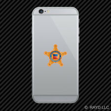United States US Secret Service Cell Phone Sticker Mobile president