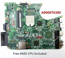 A000076380 Motherboard for Toshiba Satellite L650D L655D AMD Laptop, CN Loc A