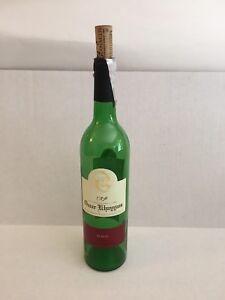 Wine Bottle Egyptian Wine Bottle Omar Khayyam Gianaclis Collectible Empty Bottle