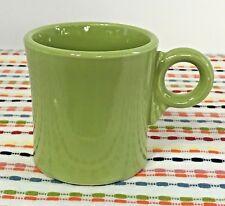 Vintage Fiestaware Chartreuse Mug Fiesta 1950s Green Ring Handle