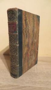 """1832 """"SECRET HISTORY OF THE COURT OF ENGLAND"""" LADY HAMILTON - 2 VOLS IN 1"""