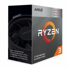 AMD Ryzen 3 3200G 3.6 GHz Quad-Core (YD3200C5FHBOX) Processore