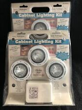 2 Sets Halogen Low Voltage Easy As10Hcs 10 Watts 2 Sets Of 3 Energy Efficent New