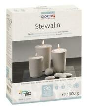 Stewalin weiss Relief Gieß Gips Hartgips 1kg Box