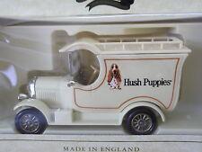 Lledo SP50031, Bull Nose Morris Van, Hush Puppies, (Bassett Hound) - 127/500