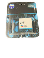 HP 62 Tricolor Ink Cartridge, Exp. 6/2019 , Minor Box Damage