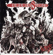 Barbarian Swords- Worms _ CD