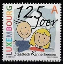 Luxemburg postfris 2009 MNH 1833 - Kindertehuis