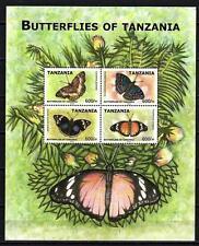 Tanzanie 2009 papillons bloc n° 561 neuf ** 1er choix