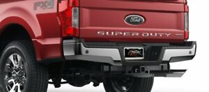 Premium Stainless Tail Gate Letters Inserts for 2017-2019 Ford F250 Super Duty