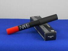 NARS Velvet Matte Lip Pencil RED SQUARE Bright Orange Red Lipstick FS .08oz/ NEW