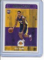 2017-18 NBA Hoops Kyle Kuzma Rookie Card Lakers 💎🔥💎🔥