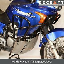 Honda XL 650 V Transalp 2000-2007 Crash Bars Engine Guard Frame Protector ver. 3