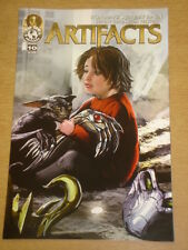 ARTIFACTS #10 COVER C VARIANT 2011 TOP COW UNIVERSE RON MARZ