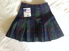 NWT Royal Park School Uniform Style 143 Color 81 Size 6 Girls Skirt.