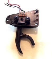 Used Spektrum DX3R trigger assembly