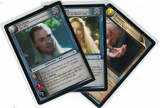 Lord of the Rings CCG Bloodlines Foil: 2x Rare  Cards   freie Auswahl    Lot
