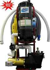 New listing Tomcat® Top Gun™ Pro Portable Pool Vacuum Cleaner 1.0 Hp Hayward Super Pump