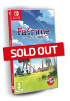 Fairune Collection Nintendo Switch Super Rare Games #14 SRG Sealed Sold Out!