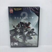 Destiny 2 (PC: Windows, 2017) Brand New Sealed