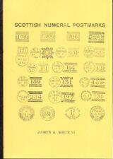 SCOTLAND, SCOTTISH NUMERAL POSTMARKS, James Mackay