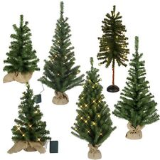 """Weihnachtsbaum """"TREE"""" mit/ohne LED Beleuchtung & Timer Christbaum Tannenbaum"""