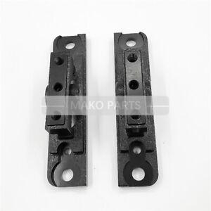 1pair Pedestal for Pedal Fits Doosan DX60 300
