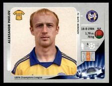 Panini Liga de Campeones 2012-2013 Aleksandr Pavlov FC Bate Borisov no. 437